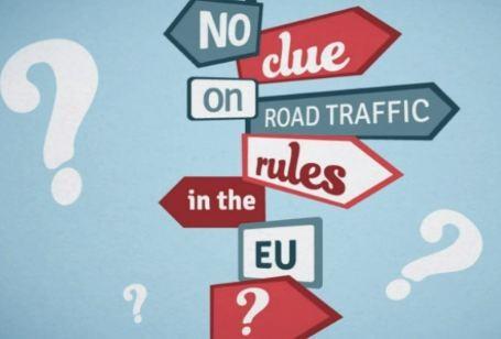 Zorientujte sa v dopravných predpisoch v EÚ