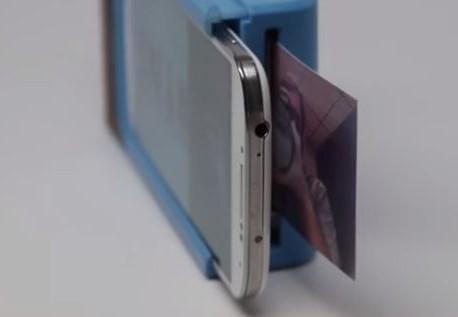 Kryt na smartfón vytlačí fotky