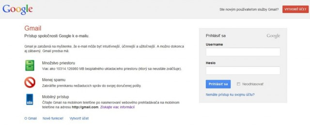 Plná schránka v službe Gmail? Žiadny problém